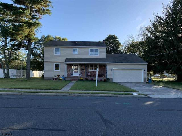515 W Poplar Ave, Linwood, NJ 08221 (MLS #543600) :: Provident Legacy Real Estate Services, LLC