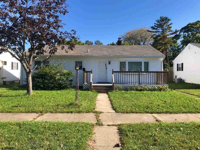 546 Buffalo, Egg Harbor City, NJ 08215 (MLS #543691) :: Provident Legacy Real Estate Services, LLC