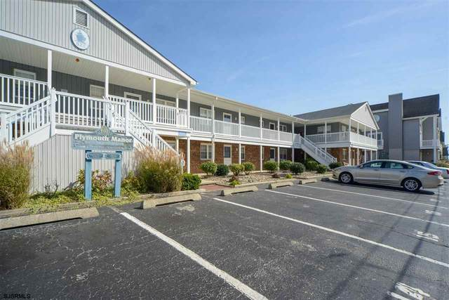 825 Plymouth #18, Ocean City, NJ 08226 (MLS #543739) :: The Ferzoco Group