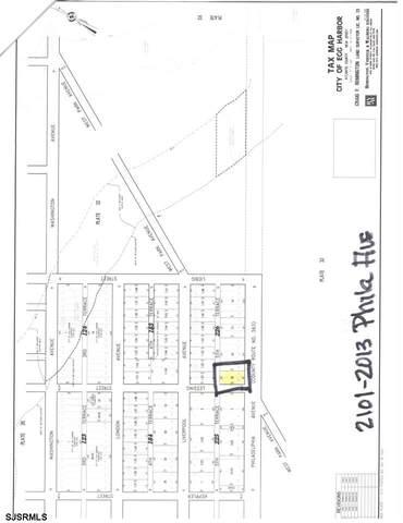 2101-2103 Philadelphia, Egg Harbor City, NJ 08215 (MLS #543796) :: The Ferzoco Group