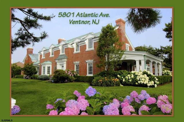 5801 Atlantic, Ventnor, NJ 08406 (MLS #543827) :: Gary Simmens
