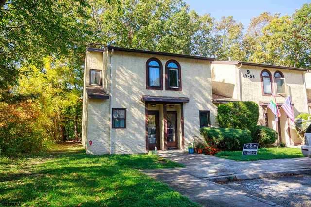 54 Aspen Ct #54, Galloway Township, NJ 08205 (MLS #543857) :: The Ferzoco Group