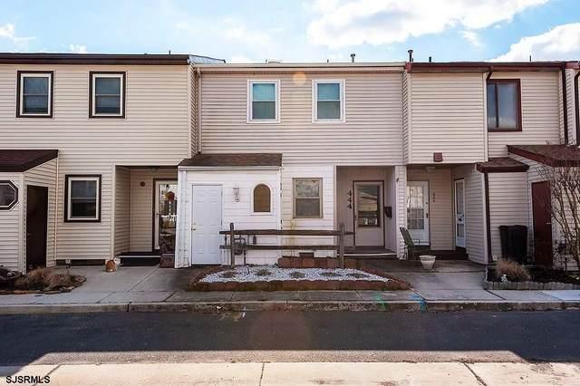 444 Berkshire, Ventnor, NJ 08406 (MLS #543997) :: Provident Legacy Real Estate Services, LLC