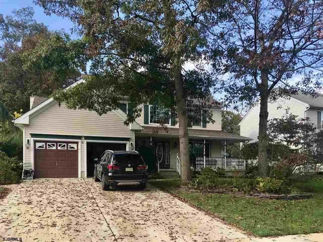 211 Peach Tree Lane, Egg Harbor Township, NJ 08234 (MLS #544047) :: The Ferzoco Group