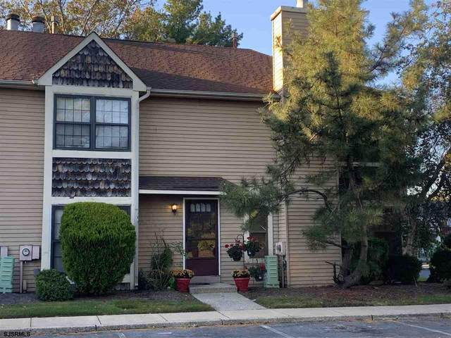 8 Cambridge Townhouse #8, Egg Harbor Township, NJ 08234 (MLS #544169) :: Jersey Coastal Realty Group
