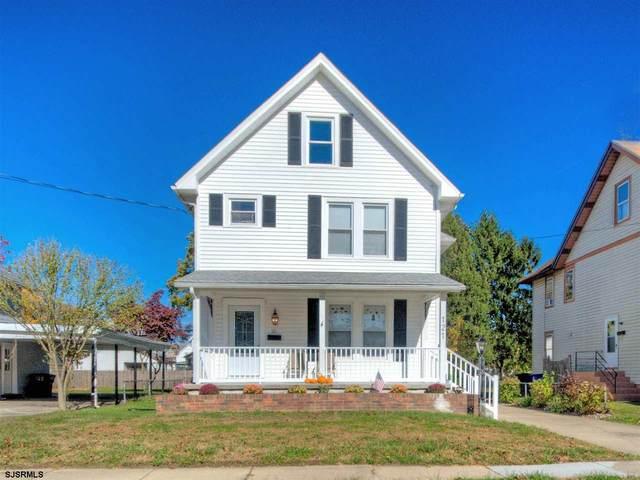 121 N 2nd, Hammonton, NJ 08037 (MLS #544390) :: Jersey Coastal Realty Group