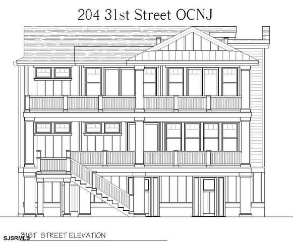 202 31st 1st Floor, Ocean City, NJ 08226 (MLS #544560) :: Jersey Coastal Realty Group