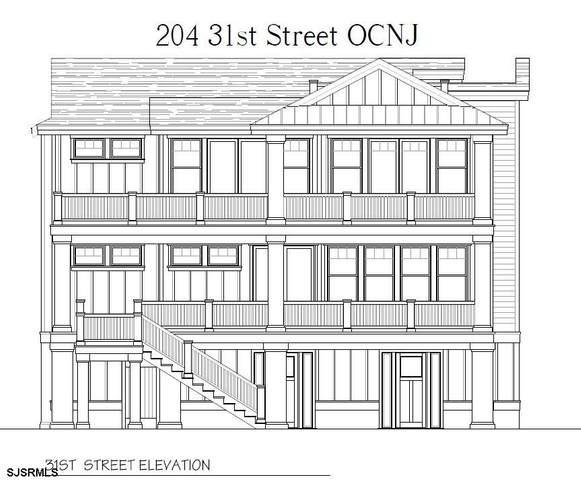 204 31st 2nd Floor, Ocean City, NJ 08226 (MLS #544561) :: Jersey Coastal Realty Group