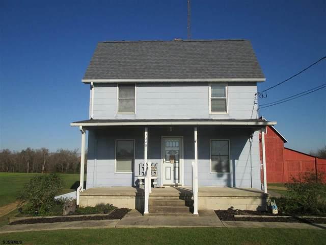 1440 E Wheat, Vineland, NJ 08360 (MLS #544600) :: The Cheryl Huber Team