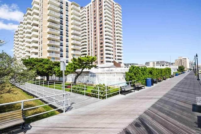101 S Plaza #411, Atlantic City, NJ 08401 (MLS #544995) :: The Ferzoco Group