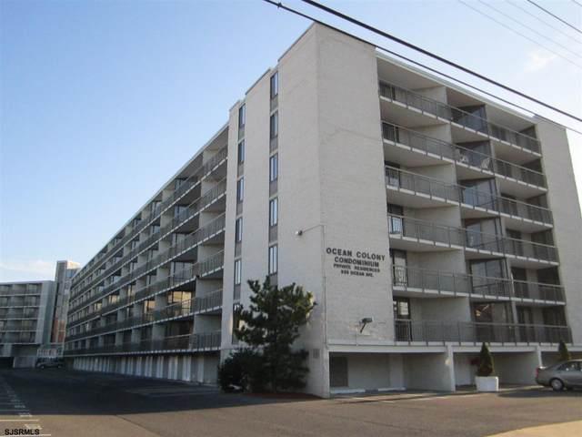 935 Ocean Ave #402, Ocean City, NJ 08226 (MLS #545199) :: The Ferzoco Group