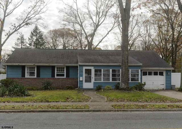 225 Mill Rd, Absecon, NJ 08201 (MLS #545551) :: The Ferzoco Group