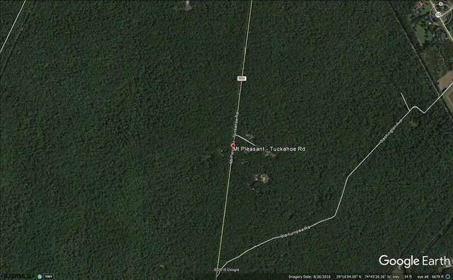 1031 Mt Pleasant / Tuckahoe, Upper Township, NJ 08270 (MLS #545634) :: The Cheryl Huber Team