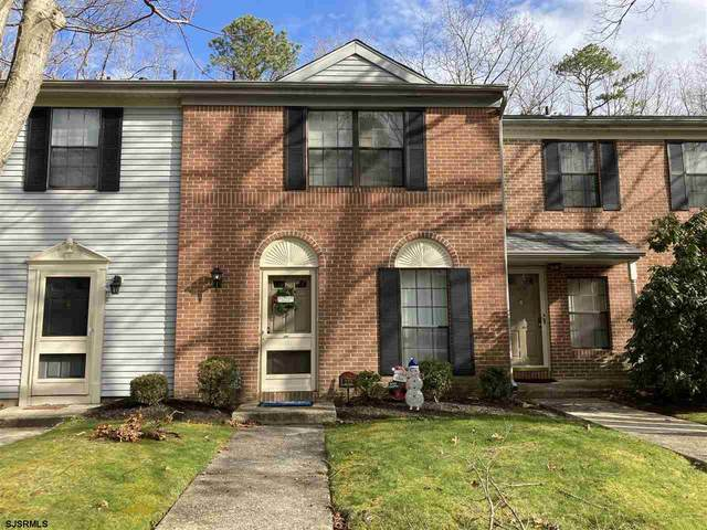 272 Mattix Run #272, Galloway Township, NJ 08205 (MLS #545743) :: The Ferzoco Group