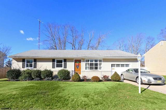22 Northview, Somers Point, NJ 08244 (MLS #545874) :: The Ferzoco Group