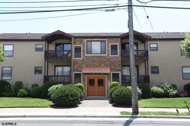 25 N Madison A3, Margate, NJ 08402 (MLS #545879) :: The Ferzoco Group