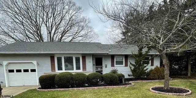 126 Osborne Rd, Somers Point, NJ 08244 (MLS #545944) :: The Ferzoco Group