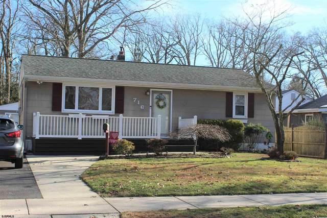 716 2nd, Northfield, NJ 08225 (MLS #546057) :: The Ferzoco Group