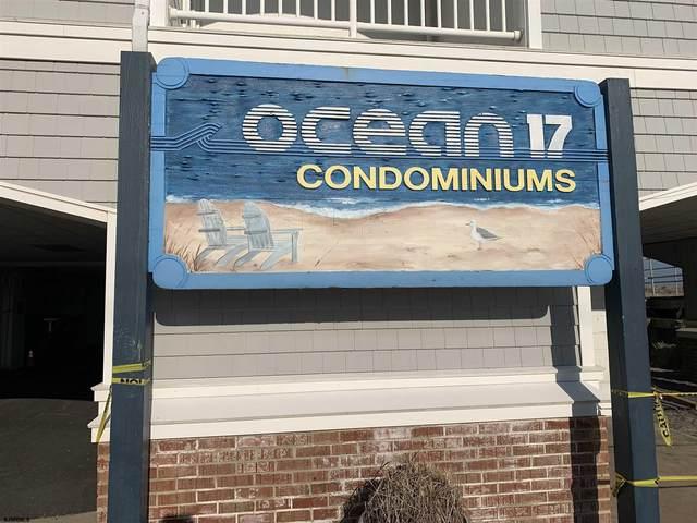 1670 Boardwalk #3, Ocean City, NJ 08226 (MLS #546221) :: The Ferzoco Group