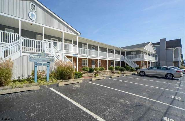 825 Plymouth Pl #21, Ocean City, NJ 08226 (MLS #546320) :: The Ferzoco Group