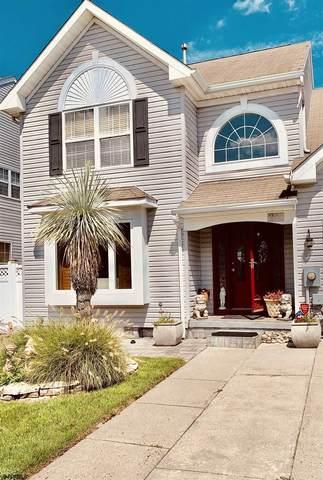 803 N Little Rock, Ventnor Heights, NJ 08406 (MLS #546392) :: The Ferzoco Group