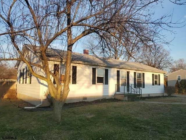 164 Kansas, Pennsville Township, NJ 08070 (MLS #546480) :: The Ferzoco Group