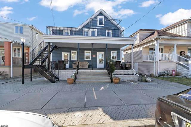 126 E Hildreth Ave, Wildwood, NJ 08260 (MLS #546535) :: Provident Legacy Real Estate Services, LLC