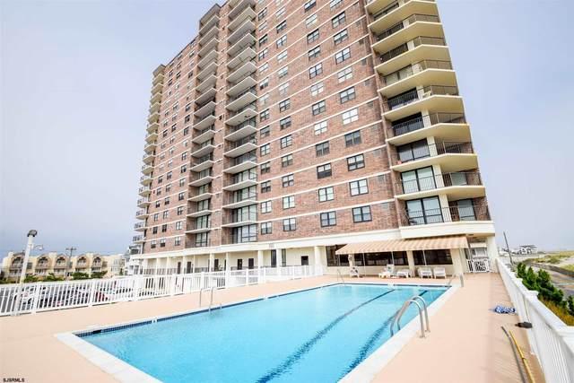 9100 Beach #1207 #1207, Margate, NJ 08402 (MLS #546930) :: The Oceanside Realty Team