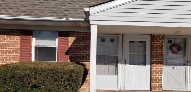 50A Oxford Village 50A, Egg Harbor Township, NJ 08234 (MLS #547057) :: The Ferzoco Group