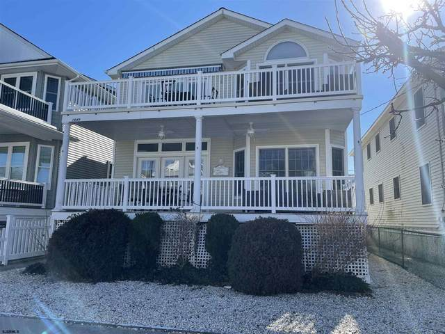 1649 Asbury #2, Ocean City, NJ 08226 (MLS #547063) :: Gary Simmens