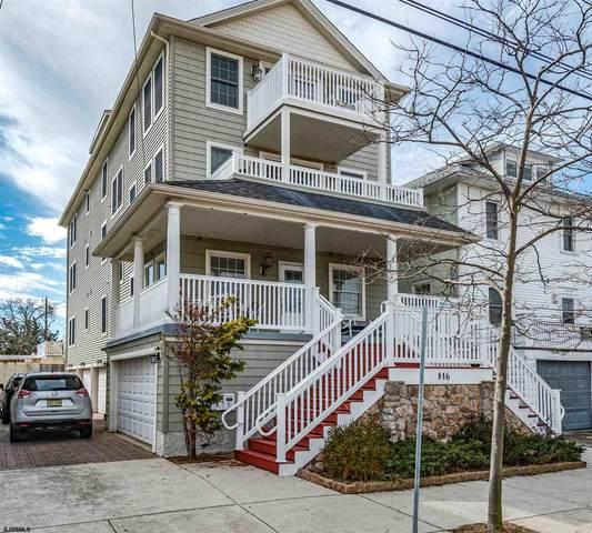 816 E 6th St C, Ocean City, NJ 08226 (MLS #547421) :: Gary Simmens