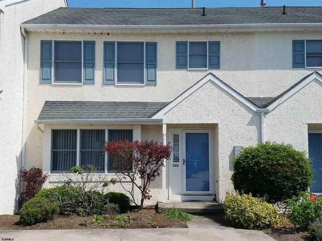 320 Arbegast Dr #320, Brigantine, NJ 08203 (MLS #547763) :: The Ferzoco Group