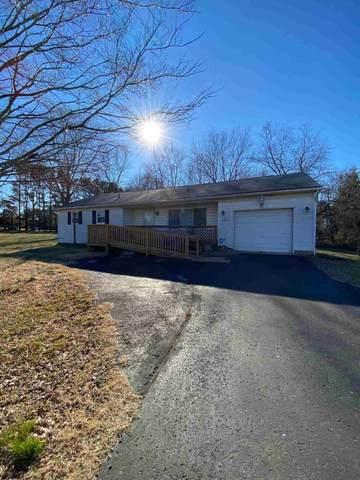 395 Marlboro, Stow Creek Township, NJ 08302 (MLS #547831) :: The Ferzoco Group