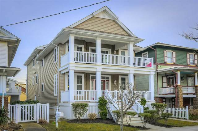1547 Asbury #2, Ocean City, NJ 08226 (MLS #548265) :: Gary Simmens