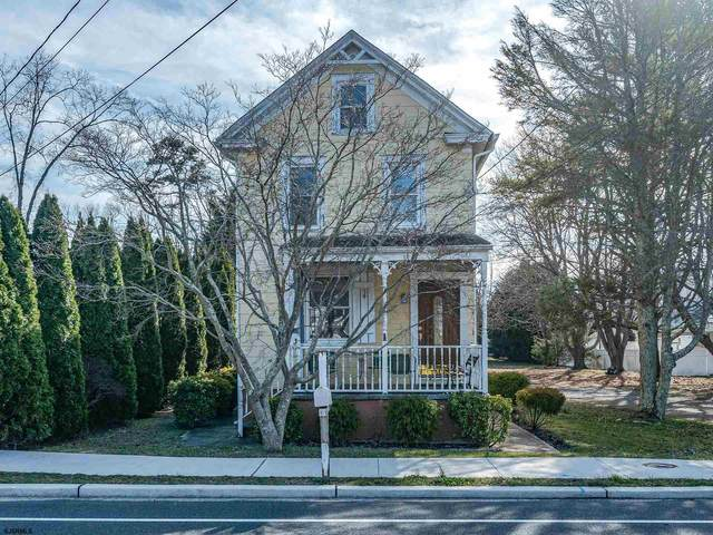 1316 W Mill, Northfield, NJ 08225 (MLS #548394) :: The Ferzoco Group