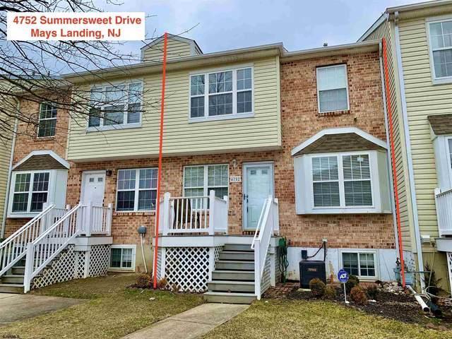 4752 Summersweet Dr #4752, Mays Landing, NJ 08330 (MLS #548395) :: Gary Simmens