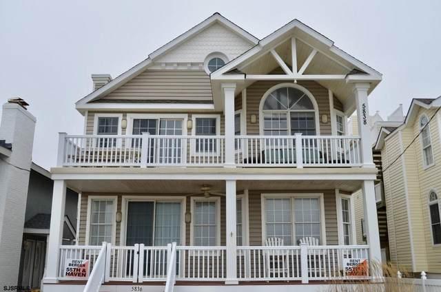 5838 Central Second Floor, Ocean City, NJ 08226 (MLS #548470) :: Provident Legacy Real Estate Services, LLC