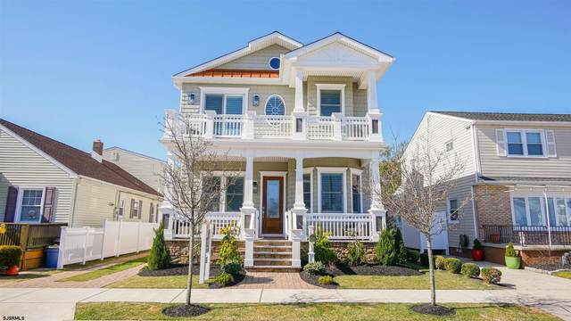 114 N Vendome, Margate, NJ 08402 (MLS #548586) :: Gary Simmens