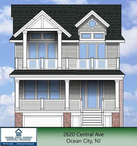 2620 Central, Ocean City, NJ 08226 (MLS #548614) :: Provident Legacy Real Estate Services, LLC