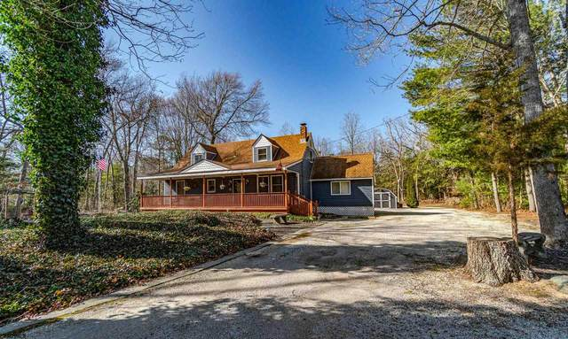 612 Dennisville, Cape May Court House, NJ 08210 (MLS #548677) :: The Ferzoco Group