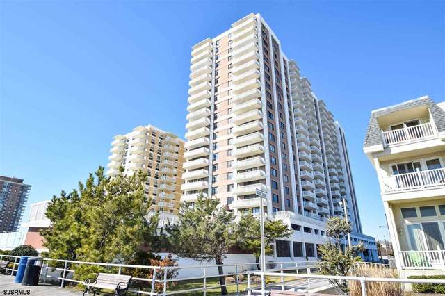 100 S Berkley 19B, Atlantic City, NJ 08401 (MLS #548864) :: Provident Legacy Real Estate Services, LLC