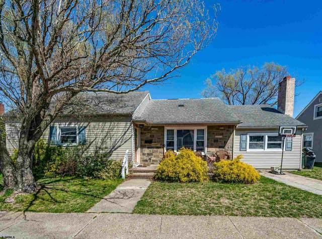 421 N Delavan, Margate, NJ 08402 (MLS #549098) :: Provident Legacy Real Estate Services, LLC