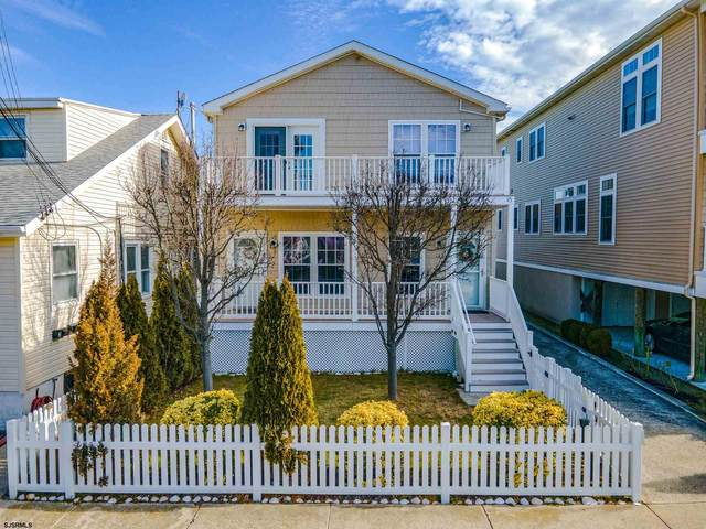 15 S Washington #1, Margate, NJ 08402 (MLS #549193) :: The Ferzoco Group