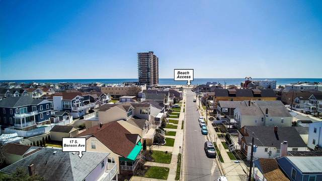 17 S Benson Ave, Margate, NJ 08402 (MLS #549268) :: Provident Legacy Real Estate Services, LLC