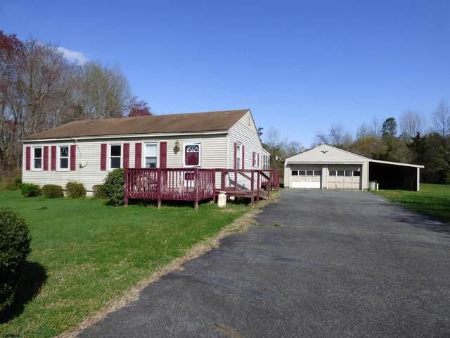 192 Lehner Rd, Woodbine Borough, NJ 08270 (MLS #549370) :: The Cheryl Huber Team