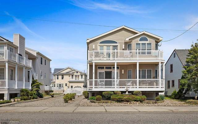 2842 Asbury Avenue 2842   2nd Floo, Ocean City, NJ 08226 (MLS #549754) :: Gary Simmens