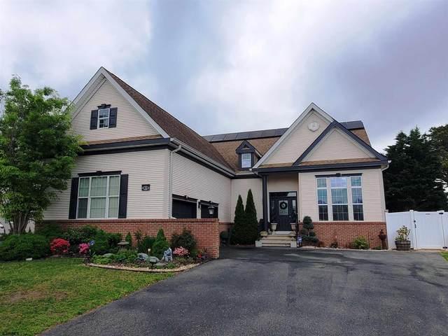 116 Crystal Lake Dr, Egg Harbor Township, NJ 08234 (MLS #550297) :: The Cheryl Huber Team