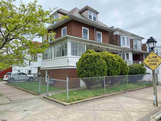 3100 Fairmount, Atlantic City, NJ 08401 (MLS #550419) :: The Ferzoco Group