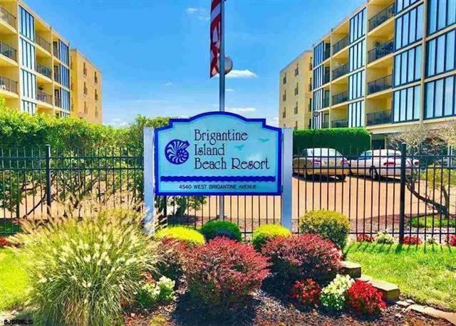 4540 W Brigantine S-205, Brigantine, NJ 08203 (MLS #550449) :: Provident Legacy Real Estate Services, LLC