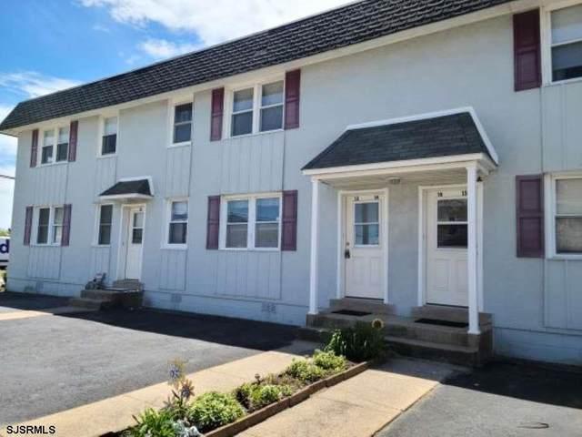 3401 Ocean Ave #13, Brigantine, NJ 08203 (MLS #550543) :: Gary Simmens